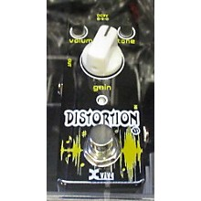 XVive DISTORTION V2 Effect Pedal