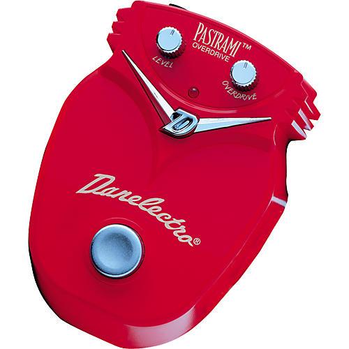 Danelectro DJ-1 Pastrami Overdrive Pedal