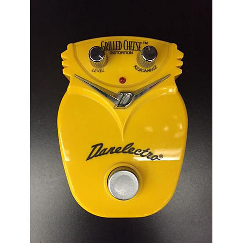 Danelectro DJ-10 Grilled Cheese Distortion Effect Pedal-thumbnail