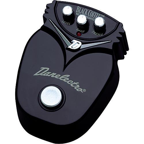 Danelectro DJ-21 Black Coffee Metal Distortion Pedal-thumbnail