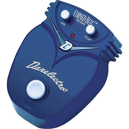 Danelectro DJ-4 Corned Beef Reverb Pedal