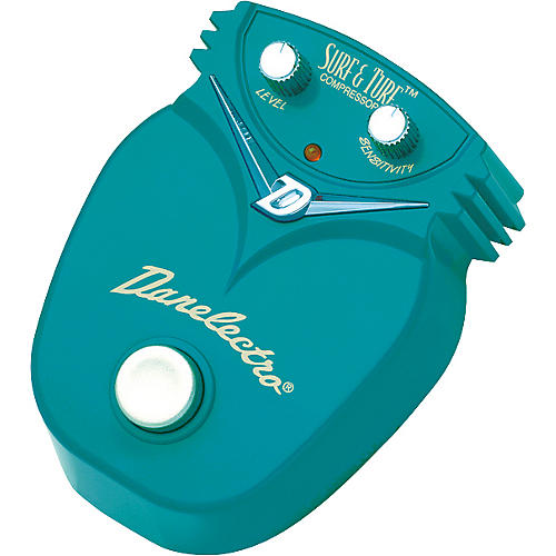 Danelectro DJ-9 Surf and Turf Compressor Pedal-thumbnail