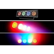 DJ Bank LED Lighting Effect