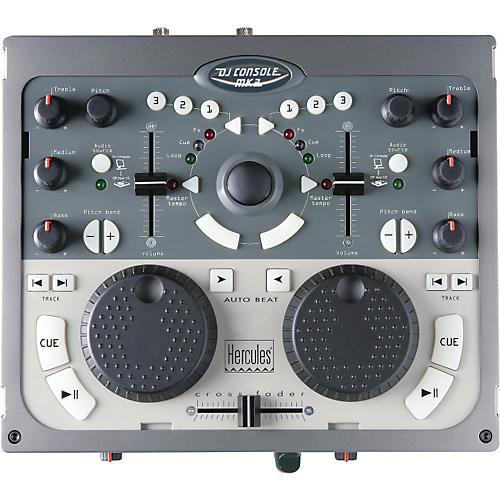 Hercules DJ Console MK2 Dual Deck DJ Mixer