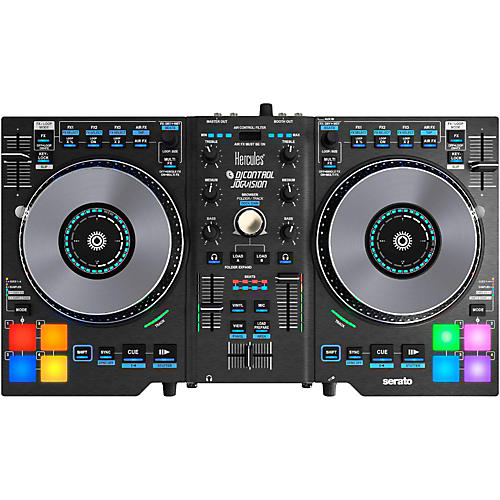 Hercules DJ DJ Control Jogvision-thumbnail