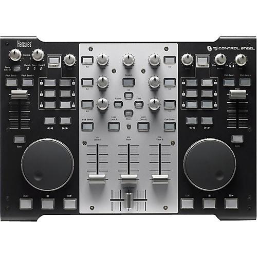 Hercules DJ DJ Control Steel Software Controller