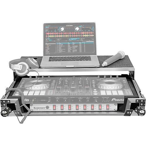 Odyssey DJ Controller Glide Style Case 1U Rack Space