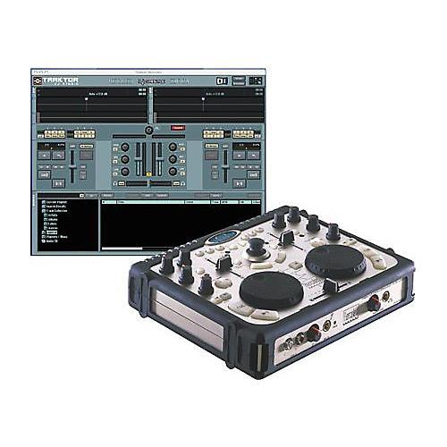 Hercules DJ DJ Controller USB Interface Mac-thumbnail