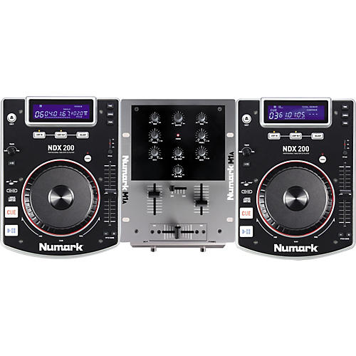 Numark DJ In A Box Package System