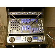 Vocopro DJ/Karaoke Rig W/ Mixer, Amp, CD Player, Jog Shuttle Controller And Case DJ Package