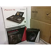 Pioneer DJ PERFORMANCE PACK DJ Package