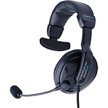 Stanton DJ Pro 500 MC Mk II Single-Cup Headphone with Mic