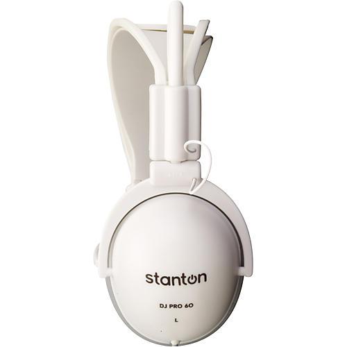 Stanton DJ Pro 60 Headphones White