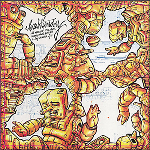 Thud Rumble DJ Qbert Breaktionary Vol. 1