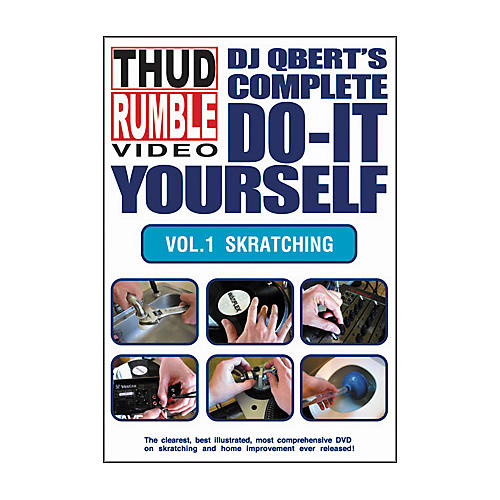 Thud Rumble DJ Qbert's Do-It Yourself DVD VOL 1: Skratching-thumbnail