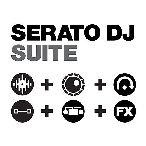 SERATO DJ Suite Software Download-thumbnail