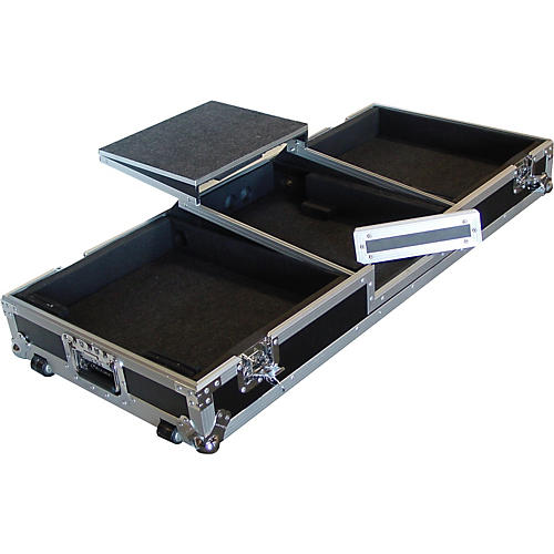 Eurolite DJ Turntable Laptop Coffin Case