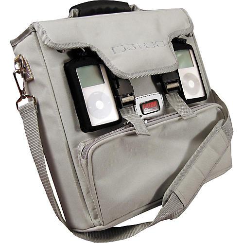 Gator DJ-i-Go Bag for 2 iPod and DJ Mixer