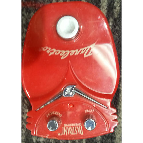 Danelectro DJ1 Pastrami Overdrive Effect Pedal