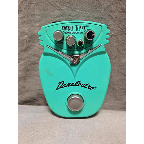 Danelectro DJ13 French Toast Octave Distortion Effect Pedal-thumbnail