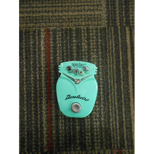 Danelectro DJ13 French Toast Octave Distortion Effect Pedal