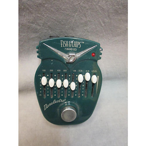 Danelectro Fish And Chips : used danelectro dj14 fish and chips 7 band eq pedal guitar center ~ Russianpoet.info Haus und Dekorationen