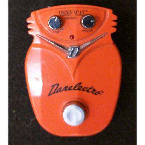 Danelectro DJ15 Chicken Salad Vibrato Effect Pedal-thumbnail