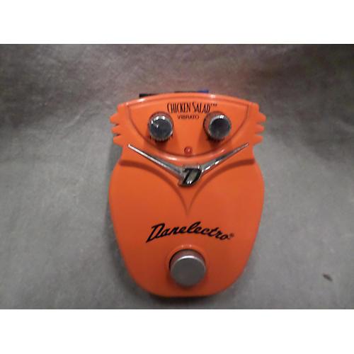 Danelectro DJ15 Chicken Salad Vibrato Effect Pedal