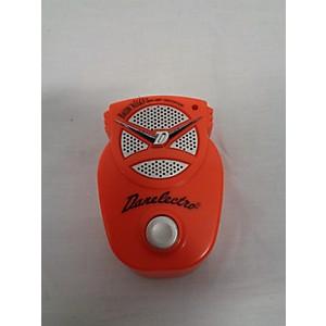 Pre-owned Danelectro DJ16 Bacon N' Eggs Mini Amp Plus Distortion Effect Pedal by Danelectro