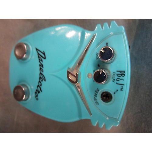 Danelectro DJ17 PB And J Delay Effect Pedal-thumbnail