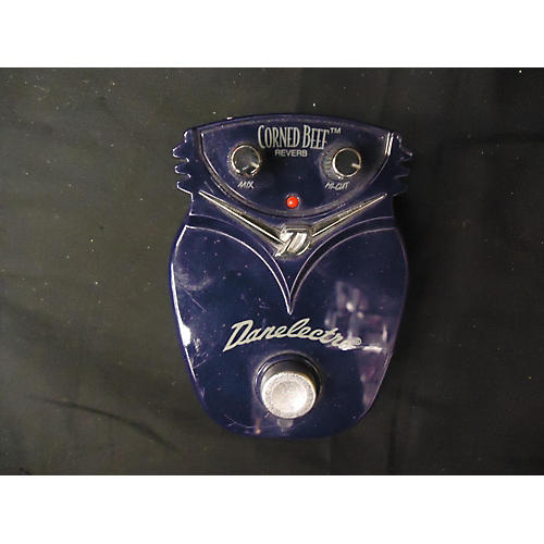 Danelectro DJ4 Corned Beef Reverb Effect Pedal