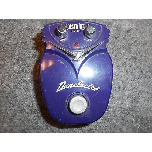 Danelectro DJ4 Corned Beef Reverb Effect Pedal-thumbnail