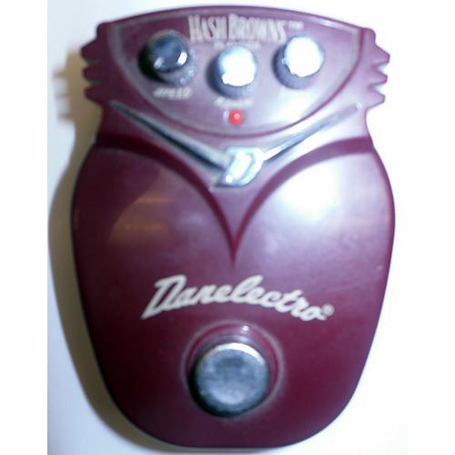 Danelectro DJ8 Hash Browns Flanger Effect Pedal