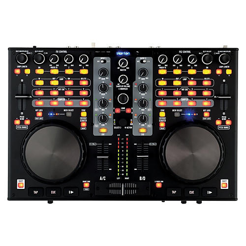 Stanton DJC.4 Virtual DJ Digital Workstation