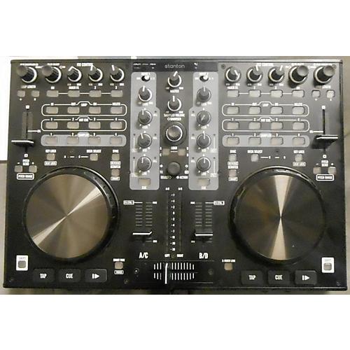 Stanton DJC4 Virtual DJ Digital Workstation DJ Mixer