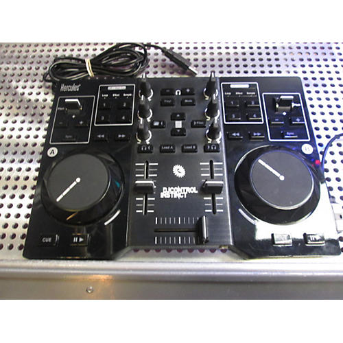Hercules DJ DJControl Instinct DJ Controller