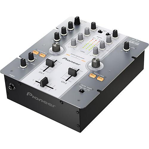 Pioneer DJM-250 Compact DJ Mixer White