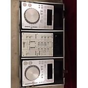 Pioneer DJM 350 & CDJ 350 SET WITH CASE DJ Package