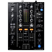 Pioneer DJM-450 Professional Compact Mixer Level 1