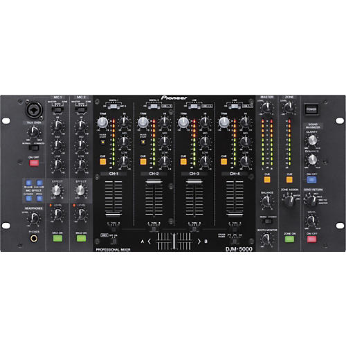 Pioneer DJM-5000 - Professional Standard Mobile DJ Mixer