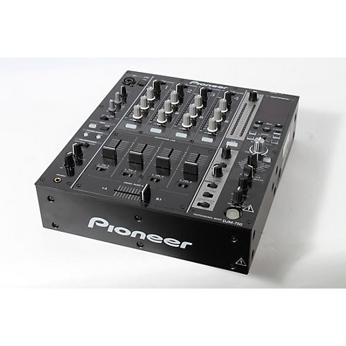 Pioneer DJM-750 4-Channel DJ Mixer with Boost-thumbnail