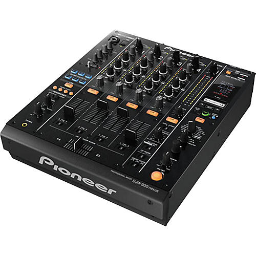 Pioneer DJM-900nexus 4-Channel Professional DJ Mixer Black