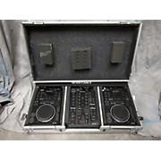 Pioneer DJM350 & CDJ350 SET W/ CASE DJ Package