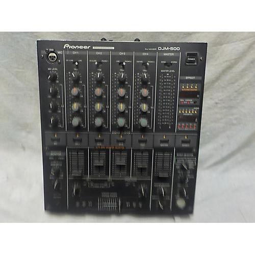 Pioneer DJM500 DJ Mixer-thumbnail