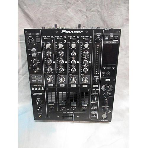 Pioneer DJM850 DJ Mixer Black