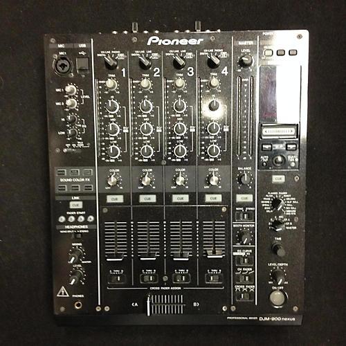 Pioneer DJM900 Nexus DJ Mixer-thumbnail