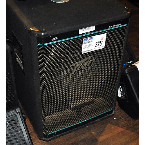 Peavey DJS 1800 Unpowered Subwoofer
