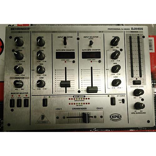 Behringer DJX400 Unpowered Mixer