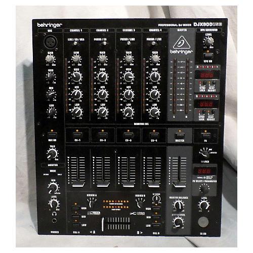 Behringer DJX900 USB DJ Mixer-thumbnail