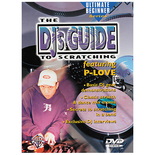 Alfred DJ's Guide to Scratching DVD-thumbnail
